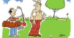 Holiness In Golf--Golf Jokes Funny| Clean Funny Jokes