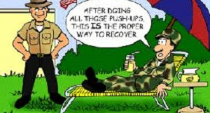 The Captain--Dirty Military Jokes| Jokes Of The Day