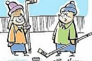 Funny Hockey Jokes--Dirty Priest Jokes Short Of All The Time
