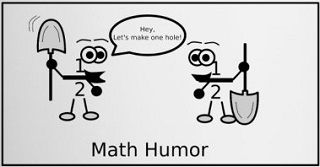Mathematical story--Short Funny Math Jokes For Teachers And Wife