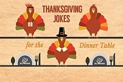 Funny Jokes About Thanksgiving Turkey For Kids