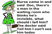 Top Short Funny Doctor And Nurse Jokes One Liners Clean