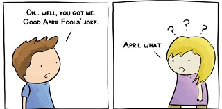 What Are Some Good Jokes For April Fools Day