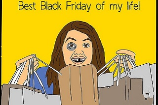 Black Friday Jokes For Adults That Will Make You Laugh