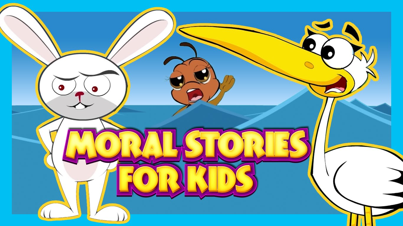 The 22 Best Moral Stories for Kids
