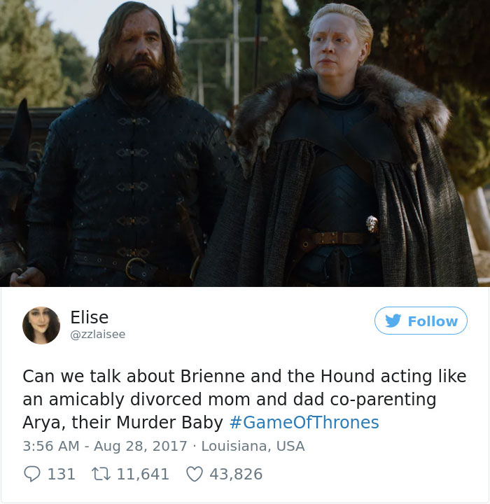 Hilarious Reactions To The 'Game Of Thrones' Season Finale