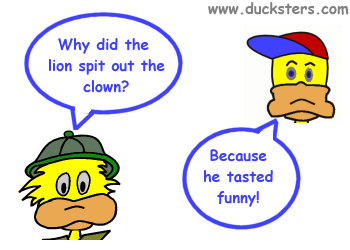 Jokes - You Quack Me Up!!! Animal Jokes