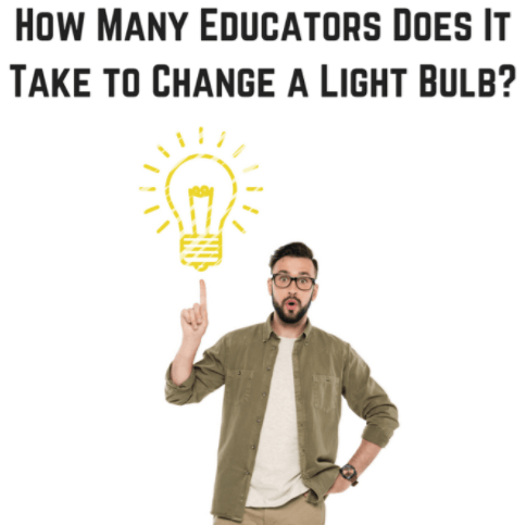 How Many Students Does It Take to Change a Lightbulb At...
