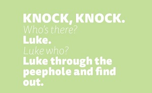 101 Knock Knock Jokes for kids and adults are so bad they're good