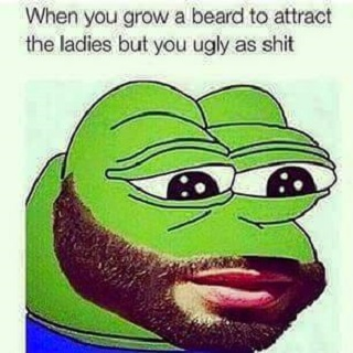 grow a beard funny pictures