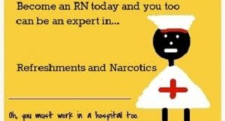 Nurse jokes one liner funny