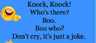 Funny knock knock who's there jokes